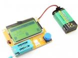 LCR-T4 - измеритель RLC электронных компонентов, включая ESR конденсаторов