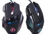 Игровая мышь 5500 dpi 7 кнопок USB