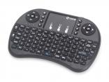 Портативная беспроводная клавиатура i8 Mini 2.4 ГГц Air mouse/Touchpad