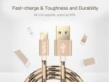 Micro USB кабель для Samsung, Huawei, Xiaomi, LG
