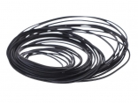 Пасики резиновые 30 шт длина 40-130 мм