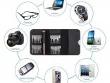 Набор инструментов 25 в 1 для ремонта мобильного телефона,камеры,очков,часов,ПК ноутбуков