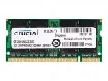 Оперативная память Crucial 1 ГБ, 2 ГБ DDR2 SoDIMM PC2 4200 533 МГц