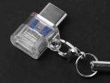 Переходник micro USB - USB Type-C с цепочкой