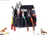 Подвесная сумка для инструментов на пояс-многокарманный дизайн
