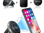 Автомобильный магнитный держатель телефона iPhone, Samsung
