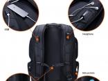 Рюкзак для ноутбука водостойкий с USB зарядкой и интерфейсом для наушников