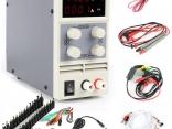 Регулируемый лабораторный DC блок питания KPS-3010DF 30В/10A