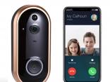 1080 P умный Wi-Fi дверной звонок с камерой ИК