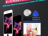 Дисплей в сборе с тачскрином для iPhone 6/6 Plus/6S/6S Plus/5S