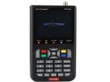 Прибор для настройки спутниковых антенн цифровой сатфайндер V8 Finder 3,5 дюймов ЖК-дисплей