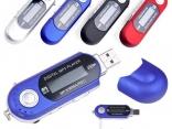 Портативный MP3 плеер с FM радио