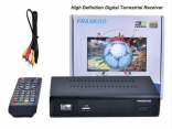 HD цифровой ТВ спутниковый ресивер DVB-T2/DVB-T MPEG4 H.264