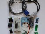 RT809F программатор + 7 адаптеров + SOP16, SOP20, IC зажим
