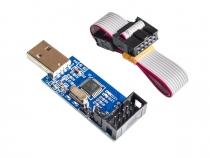 USBasp ISP программатор для AVR микроконтроллеров ATMEGA8, ATMEGA128