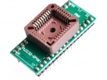 Адаптер PLCC32 к DIP32