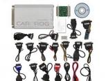 Программатор Carprog V10.93 с полным набором кабелей и адаптеров