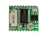 WT2000B04 модуль записи и воспроизведения MP3, голоса с микрофоном поддержка SD карты