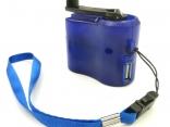 Универсальное зарядное устройство динамо USB для смартфона