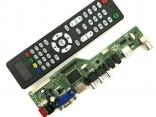 SKR.03 8501 Универсальный скалер ТВ светодиодный ЖК-дисплей