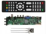 MSD338ST V5.0 Универсальный скалер ТВ на Android