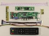 VST29.03B Универсальная плата контроллера для матриц 21,5 Дюймов T215HVN01.0, M215HW03 V1/V2
