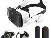 BOBOVR Z4 3D очки виртуальной реальности VR BOX 2.0 с наушниками для смартфонов 4-6 дюймов