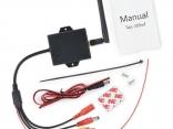 2,4 ГГц беспроводной видео приемник/передатчик для камер заднего вида автомобиля