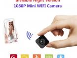 Беспроводная скрытая мини видеокамера ночного видения 1080 P