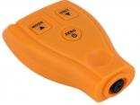 Портативный цифровой толщиномер лакокрасочного покрытия автомобиля ЖК-дисплей