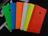 Задняя крышка для Nokia XL, Microsoft Lumia XL + пленка бесплатная