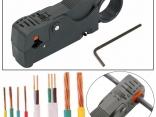Инструмент для снятия изоляции с коаксиальных кабелей RG-58/59/62/3C/4C