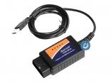 Адаптер ELM327 USB V1.5 OBD2 для ПК