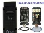 Диагностический сканер OPCOM CAN-BUS прошивки V1.59/1.65/1.70/1.78/1.95/1.99 для Opel