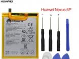 Аккумулятор HB416683ECW для Huawei Nexus 6P 3450 мАч