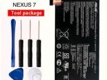 Аккумулятор C11-ME370TG для Asus Nexus 7 4270 мАч