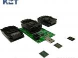 Программатор eMMC153/169 eMCP162/186 eMCP221 Nand Flash для восстановления данных 3 в 1