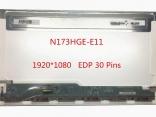 Матрица N173HGE-E11 для ноутбука 17.3', 1920x1080