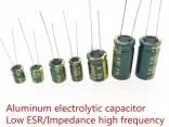 Конденсаторы электролитические 10В, 16В, 25В, 35В, 50В 47мкФ, 100мкФ, 220мкФ, 330мкФ, 470мкФ, 680мкФ, 1000мкФ, 1500мкФ, 2200мкФ 5-20 штук
