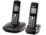Цифровой беспроводной телефон с Handfree голосовой почтой с подсветкой, ЖК-дисплей-для офиса, дома
