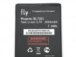 Аккумулятор BL7203 для Fly IQ4405 / IQ4413 2000 мАч