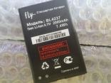 Аккумулятор BL4237 для Fly IQ245 / IQ246 / IQ430 2000 мАч