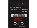 Аккумулятор BL7201 для Fly IQ445 1600 мАч
