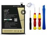 Аккумулятор Li3829T44P6h806435 для ZTE Nubia Z11 3000 мАч / 3400 мАч