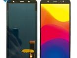 Дисплей в сборе с тачскрином для Samsung Galaxy J8 2018