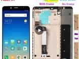 Дисплей в сборе с тачскрином для Xiaomi Redmi Note 5/Note 5 Pro