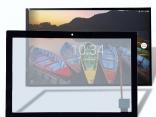 Дисплей в сборе с тачскрином для Lenovo Tab 4 TB-X304L / TB-X304F / TB-X304N / TB-X304