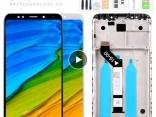 Дисплей в сборе с тачскрином для Xiaomi Redmi 5 Plus