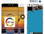 Дисплей в сборе с тачскрином для Meizu Pro 7