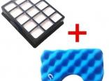 Фильтр HEPA для пылесоса Samsung DJ97-00492A и губка фильтр комплект